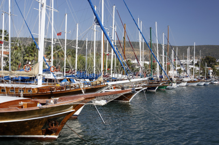 marina resort bodrum turkey