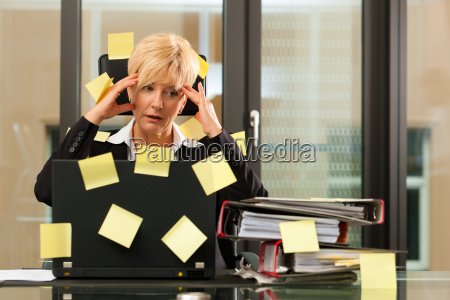 stress in the office multi