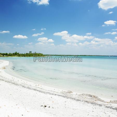 playa giron caribbean sea cuba