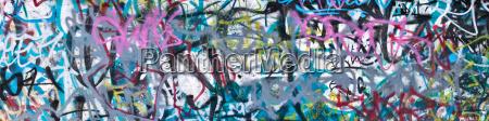 street graffiti background
