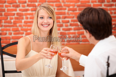 couple celebrating their anniversary