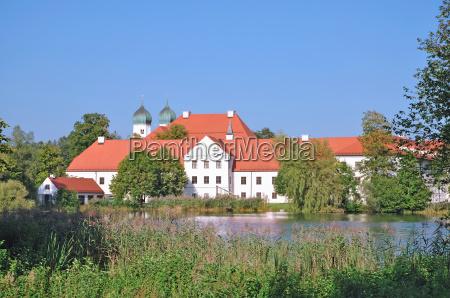 seeon abbey in chiemgau