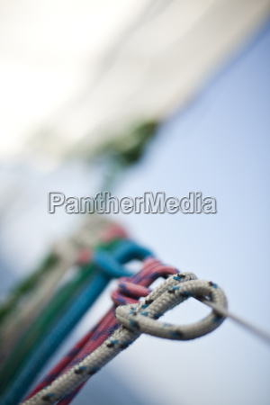 sailing detail