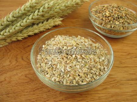 cereals and cereals