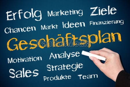business plan business concept