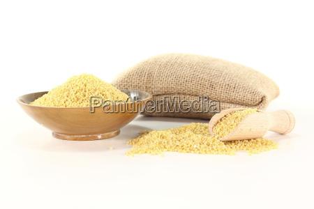dried millet