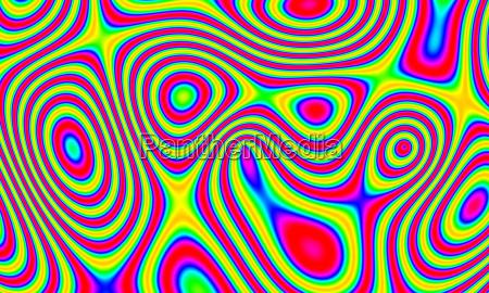 rainbow matrix background