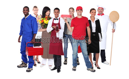 successful workers