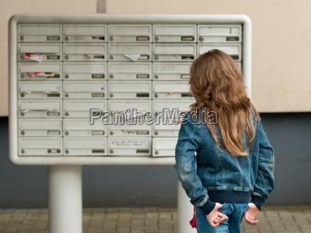 child mailbox