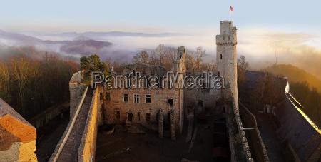 auerbach castle panorama