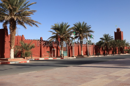 market in timimoun algeria
