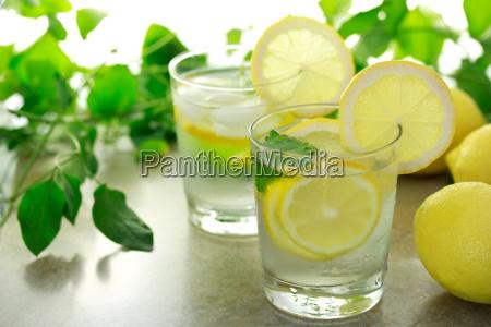acqua di limone
