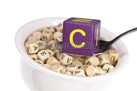 vitamin rich alphabet soup