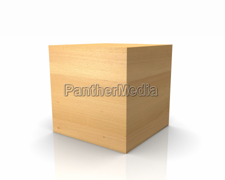 wooden cubes with straight edges