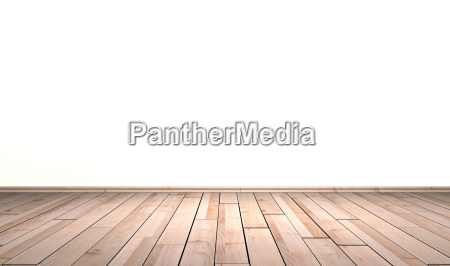 heller wooden floor in front of