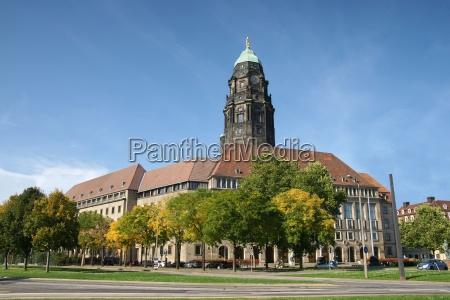 dresden city hall