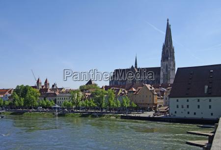 regensburg cathedral unesco world heritage