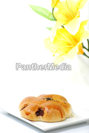 bread and flower