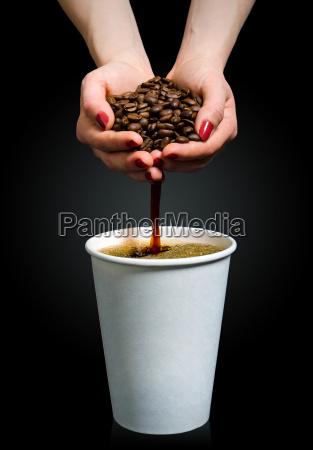 handmade coffee