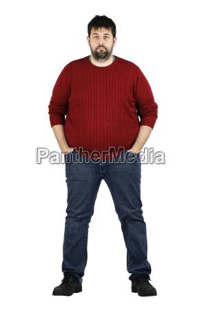 big guy in full
