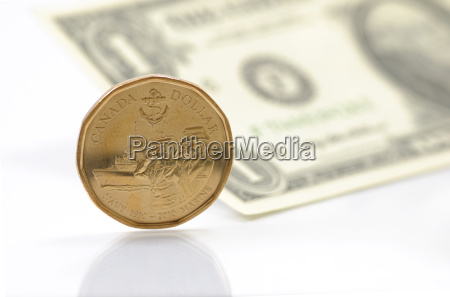 one dollar differ between us and