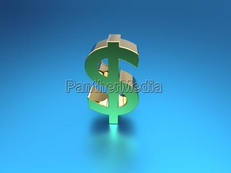 symbolic dollar