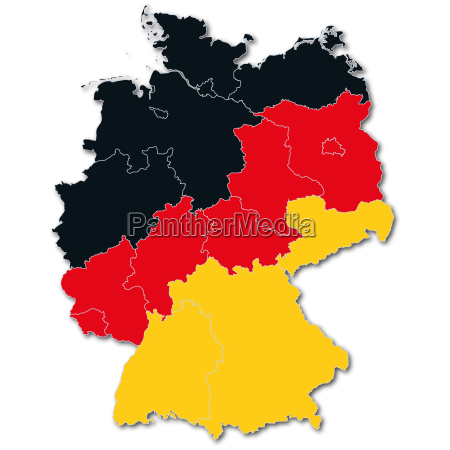 germany black red gold