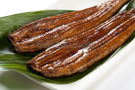alimento cultura peixe pesca asiatico fumado