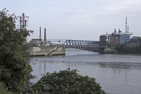 industrial area peute