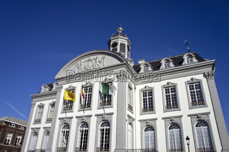 historic town hall of verviers