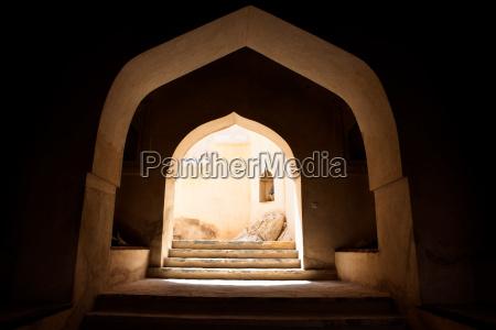 the nakhl fort in al batinah