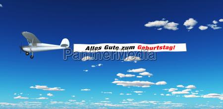 air marketing happy birthday