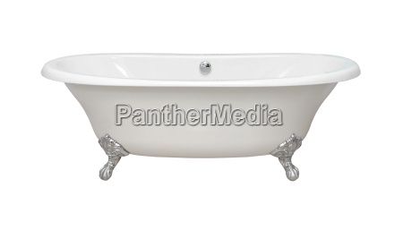 retro bathtub
