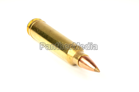 slanted front view 300 winchester magnum