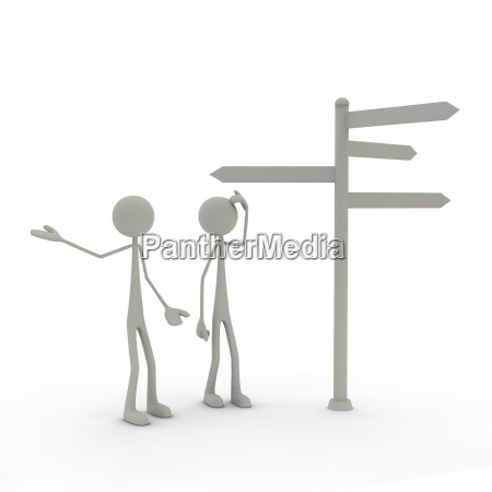 two figures stand in front of