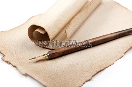 correspondence antik