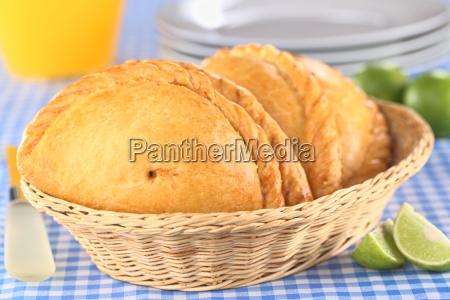 peruvian empanadas