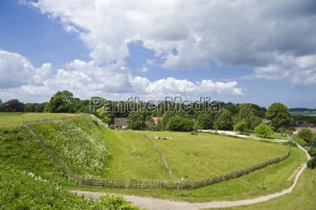ringwallanlage oldenburg in holstein