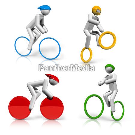 sports symbols icons series 5