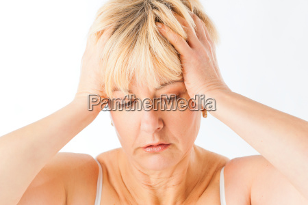 medicine and disease headache or