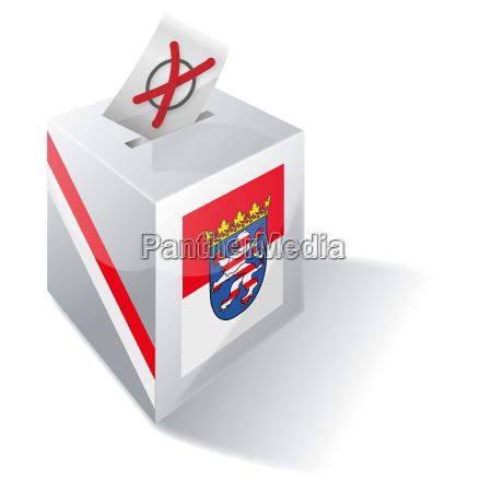 selection box hessen