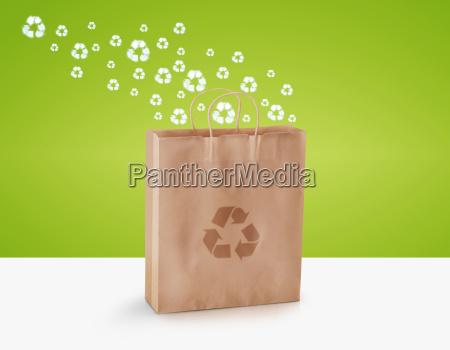 ecological awareness concept