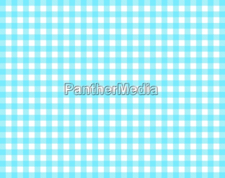 checked tablecloths pattern light blue