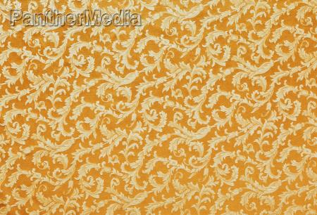 heavy brocade fabric background