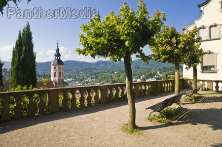new castle baden baden