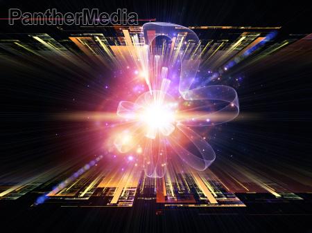 rays of energy