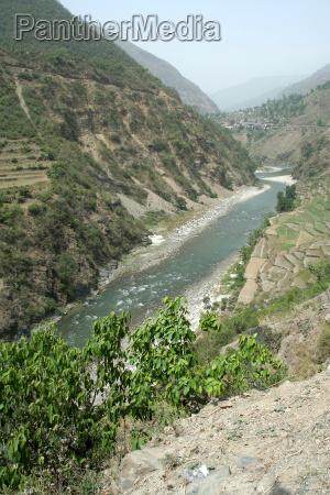 yamuna river valley