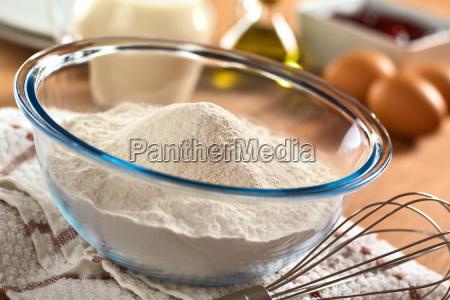 gotowanie maka pieczenie ciasta maki z