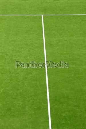 paddle tennis green grass camp field