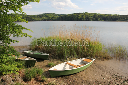 rowboats at seehamer see